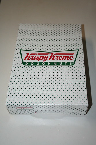 2009-01-26 - Krispy Kreme - 01 - The box