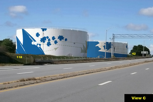 Maine Tank Farm Public Art Proposal
