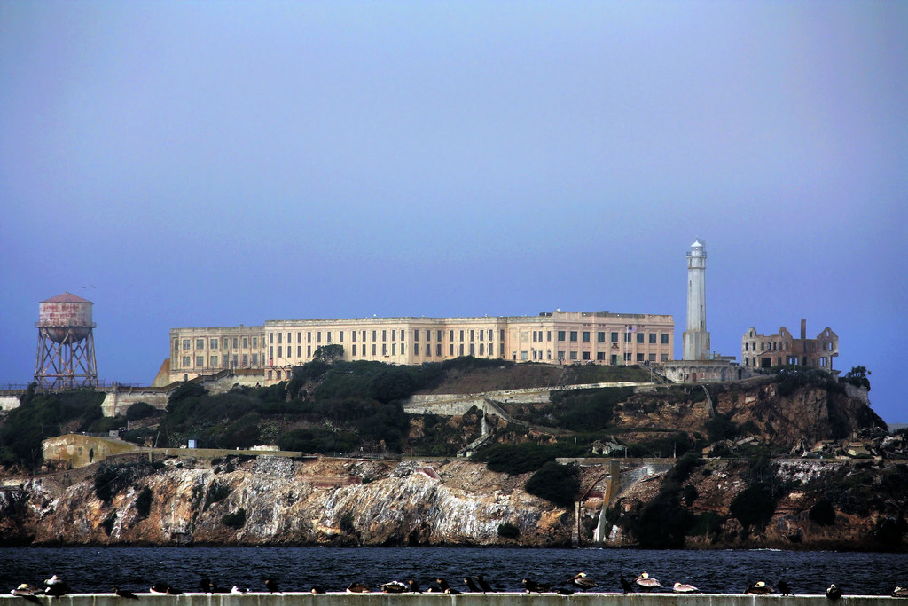 Alcatraz Federal Penitentiary (The Rock)
