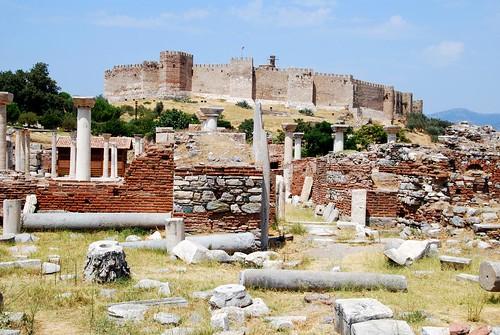 citadel view, selcuk