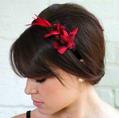 andreas beau flapper-feather-headband