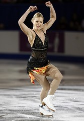 FIGURE SKATING/Joannie Rochette (lynn.yama) Tags: figure skating skate canada joannie rochette skater ice gala exhibition reldbmgf2e5bn002q01 kitchener on figureskating gold medalist