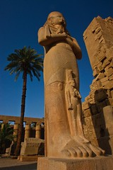 (709) Karnak (avalon20_(mac)) Tags: africa history architecture geotagged town egypt architektur 500 karnak luxor ägypten tempel misr eos40d schulzaktivreisen