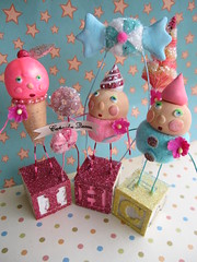 Confectionary Toy Block Friends! 3