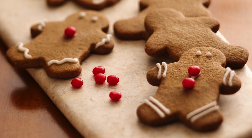 Easy Gingerbread Friends Recipe