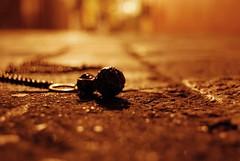Betafumeiro (Mariano Rupérez) Tags: street lost soledad collar melancolía calles perdido misterio vegueta colgante betafumeiro