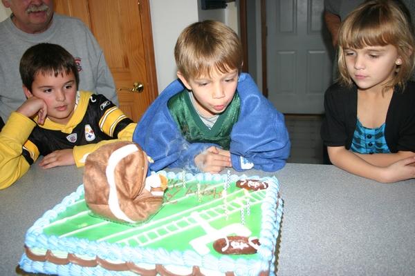 Happy 7th Birthday Chase!