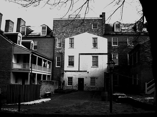 harpers Ferry Courtyard