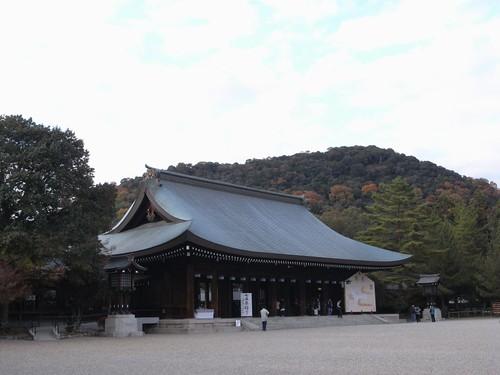 橿原神宮(巨大絵馬)-01
