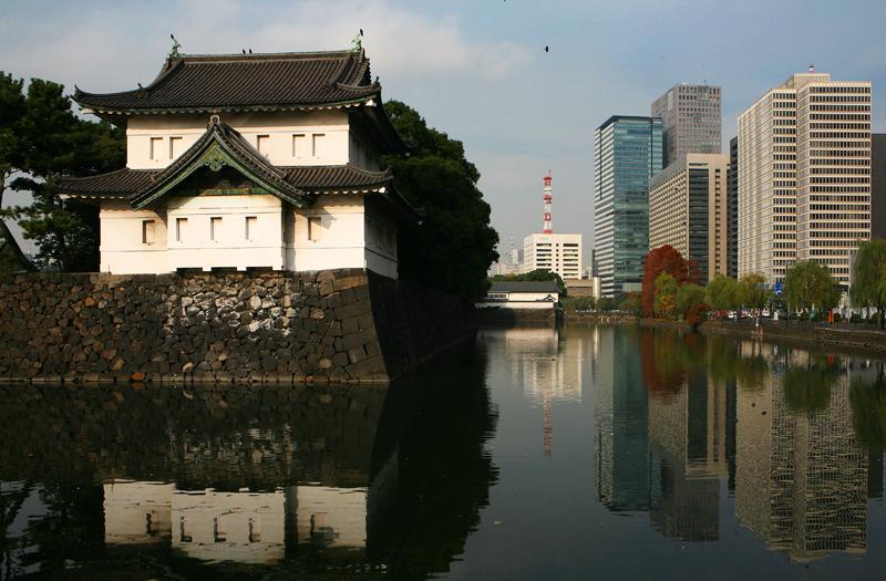 Tokyo Старое и новое