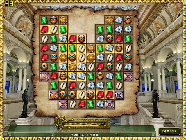 Jewel Quest 4 Heritage game screenshot by leannyamp