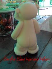 santa desnudo 1 (Bertha Elina Marcano) Tags: en navidad pasta masa francesa flexible fria porcelana porcelanicron felxible