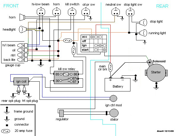 yamaha warrior wiring diagram the wiring diagram wiring schematic needs proofing page 2 road star warrior forum wiring diagram