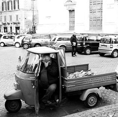 Roma Triptyque 3 (vandicla) Tags: street leica italy rome roma lumix italia streetphotography panasonic lx3