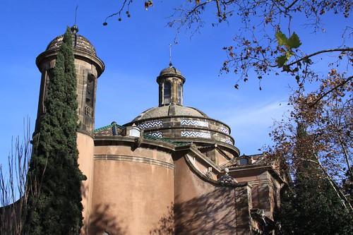 Jardines de la Ciudadela, Barcelona.