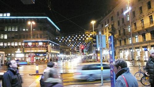 Zürich, Bahnhofstrasse