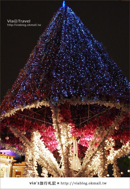 台中耶誕節活動-台中市政府耶誕裝飾6