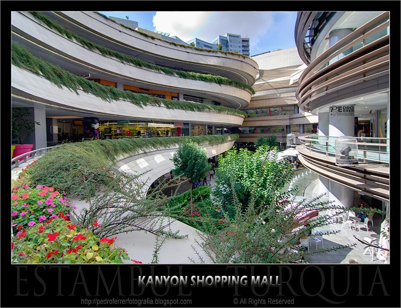 Centro Comercial Kanyon Estambul - 13