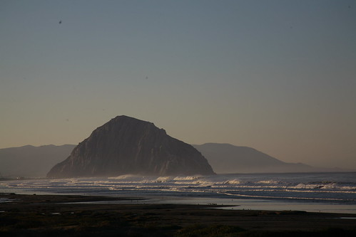 Morro Rock, California