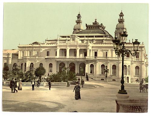 [Monte Carlo Casino, Monaco (Riviera)] (LOC)