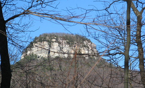 Pilot Mountain Pinnacle