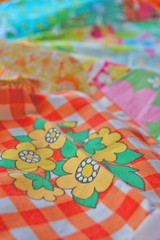 patchwork in progress... (rose hip...) Tags: vintage quilt heather sewing jennifer fabric bailey patchwork annamaria horner paganelli