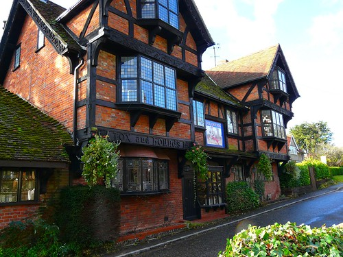 Fox and Hounds, Crawley, Hampshire