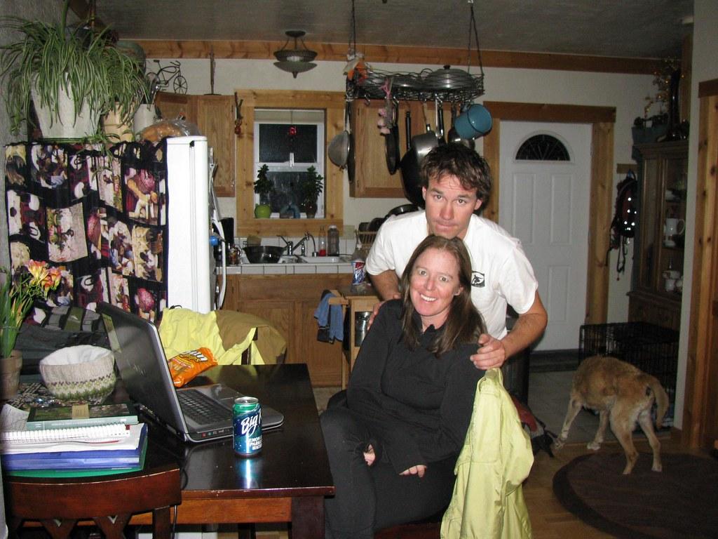 Claire and Jonathon