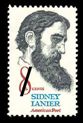 bearded stamp