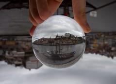Oporto. (benitojuncal) Tags: portugal rio ball river puente ponte porto douro gaia oporto duero  ilustrarportugal srieouro