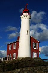 Fisgard Lighthouse (PapaFive) Tags: canada slr film bc minolta kodak 200asa esquimalt x700 colwood nationalhistoricsite fisgardlighthouse
