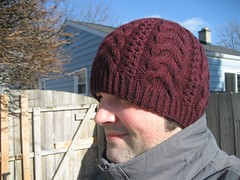 Wood Hollow Hat Finished