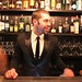 Co-owner barman Steve Da Cruz | The Corner Suite Bistro De Luxe