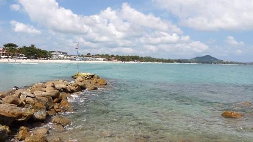 Koh Samui Chaweng Beach South End - コサムイ チャウエンビーチ南端6