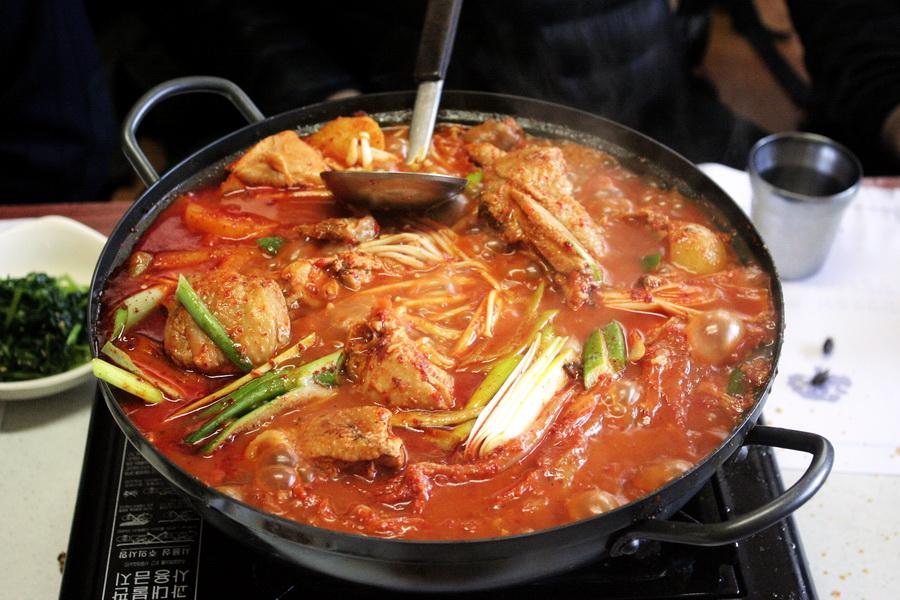 Chicken soup(2)
