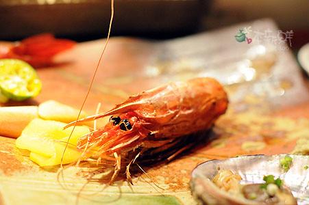 烤胭脂蝦頭