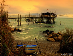 Sapore di Mare (Anche*) Tags: italy costa mare abruzzo anche fossacesia trabocco mywinners platinumphoto saariysqualitypictures mindigtopponalwaysontop