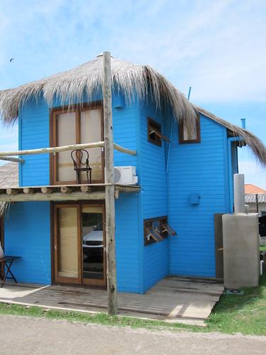 Blue Cabaña