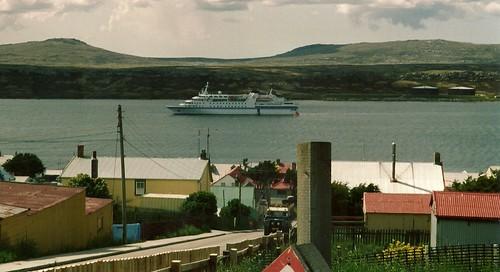 Viaje de crucero por la Antártida