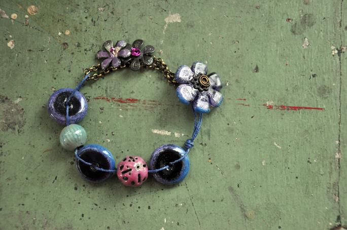 bead soup bracelet a