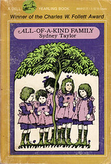 4345081424 24a46a6662 m Top 100 Childrens Novels #55: All of a Kind Family by Sydney Taylor