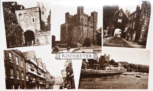 Rochester England