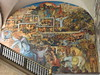 Diego Riveras mural in the Palaci…