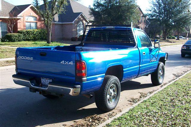 blue car truck texas 4x4 tx craig dodge 1998 plano ram 1500 2500 3500 fatla