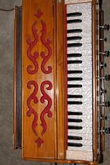 Harmonium 2 (M-Kaur) Tags: pooja sikh kirtan punjabi waheguru harmonium bhajan keertan indianinstruments