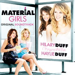 Hilary Duff Material Girls (dabitxch) Tags: hilaryduff singlecover materialgirls
