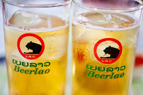 Beerlao, Vientiane, Laos