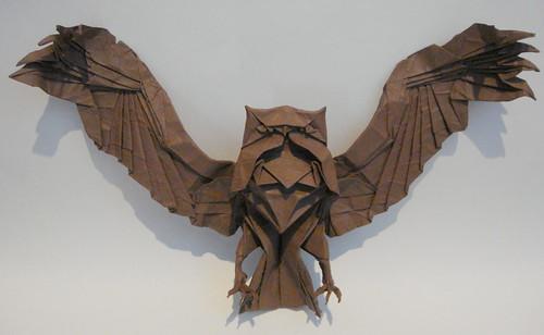 Owl. Katsuta Kyohei.