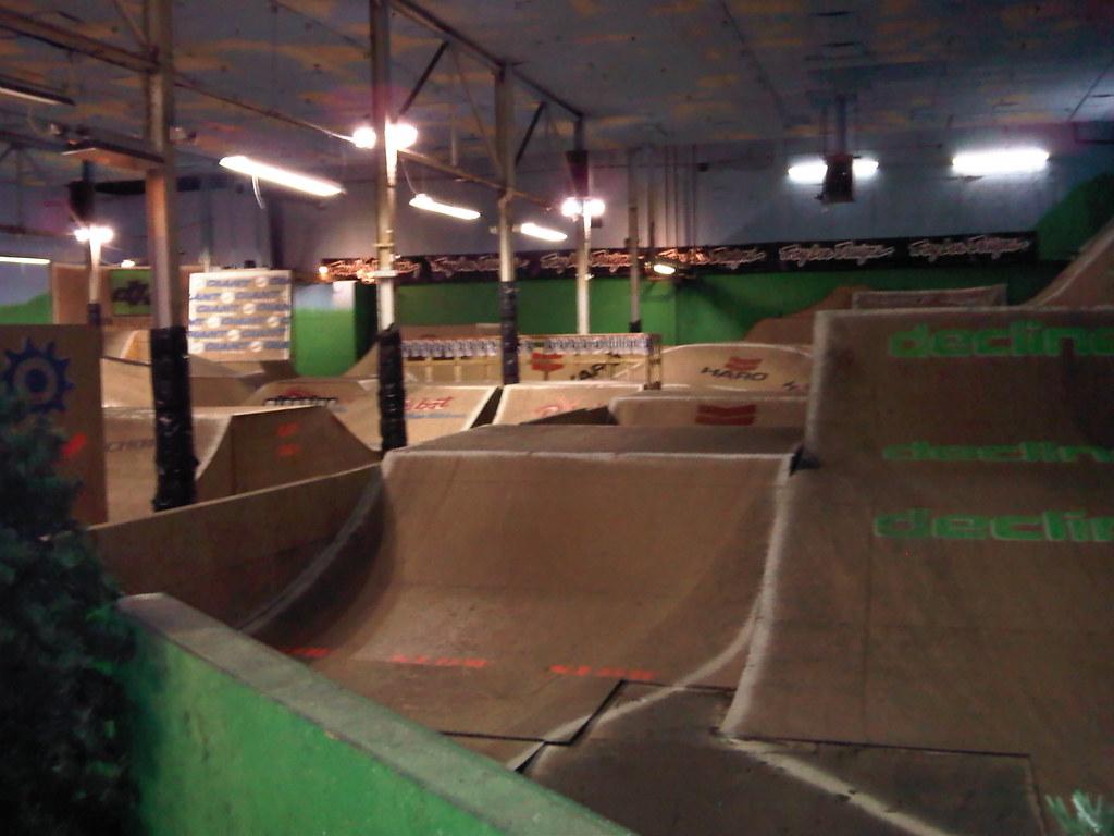 Ray's Indoor Mountain Bike Park