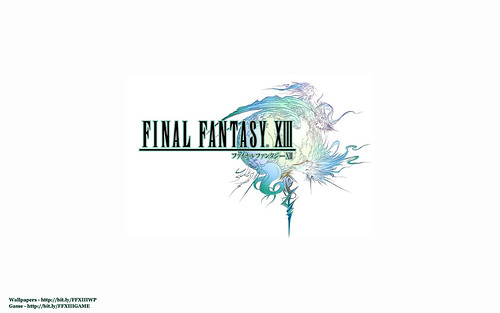 final fantasy xiii wallpaper. Final Fantasy XIII Desktop